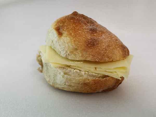Buerli mit Käse gross