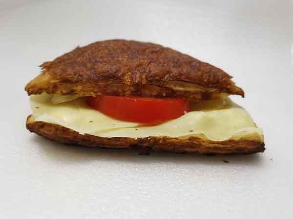 Laugenspitz mit Käse
