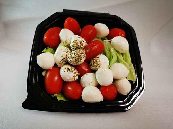 Tomaten Mozzarella Salat klein