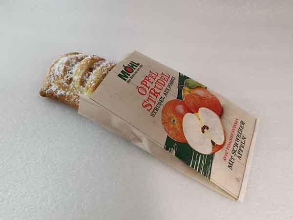 Apfelstrudel Möhl