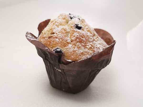Muffin mit Blueberries