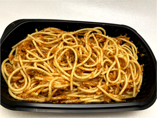Spaghetti alla Bolognese - an aromatischer Rindfleisch-Bolognese (