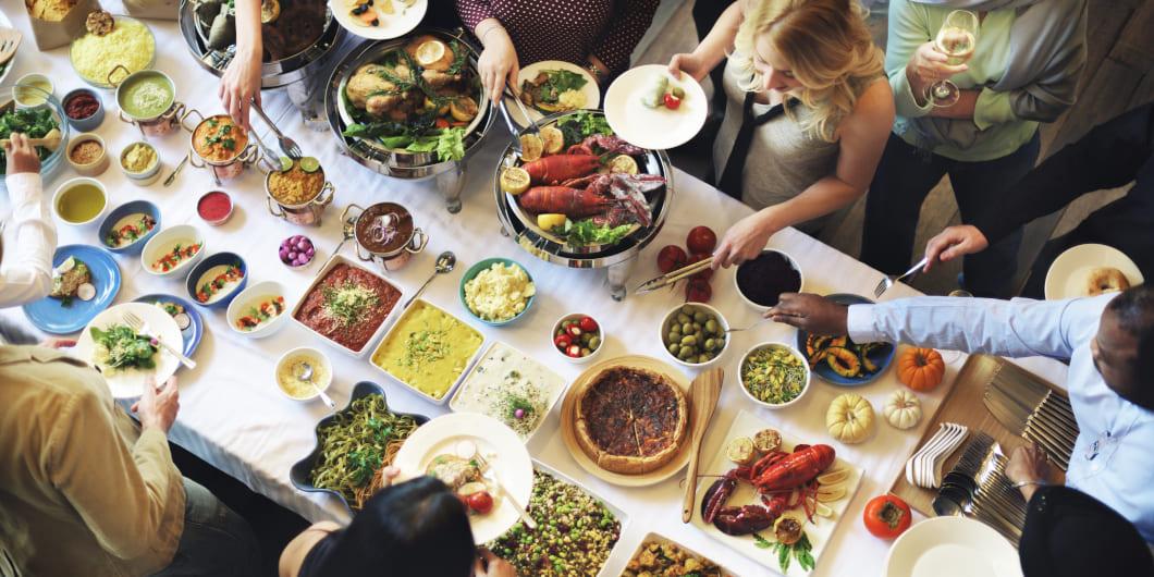 Unterschied Catering und Partyservice