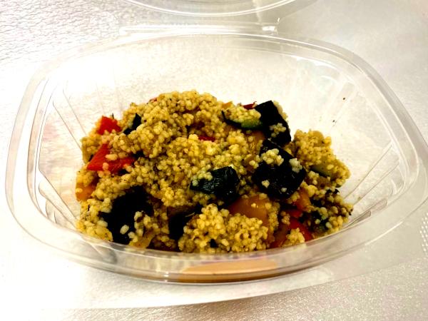 couscous mediterran